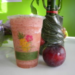 Black Plum Smoothie 2
